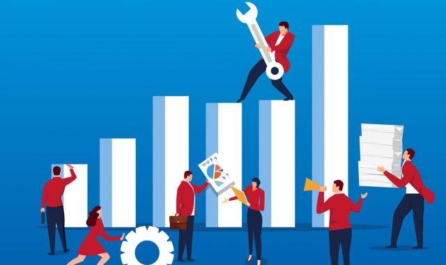 En el creixement de la competitivitat, la mida de les empreses és molt important | iStock